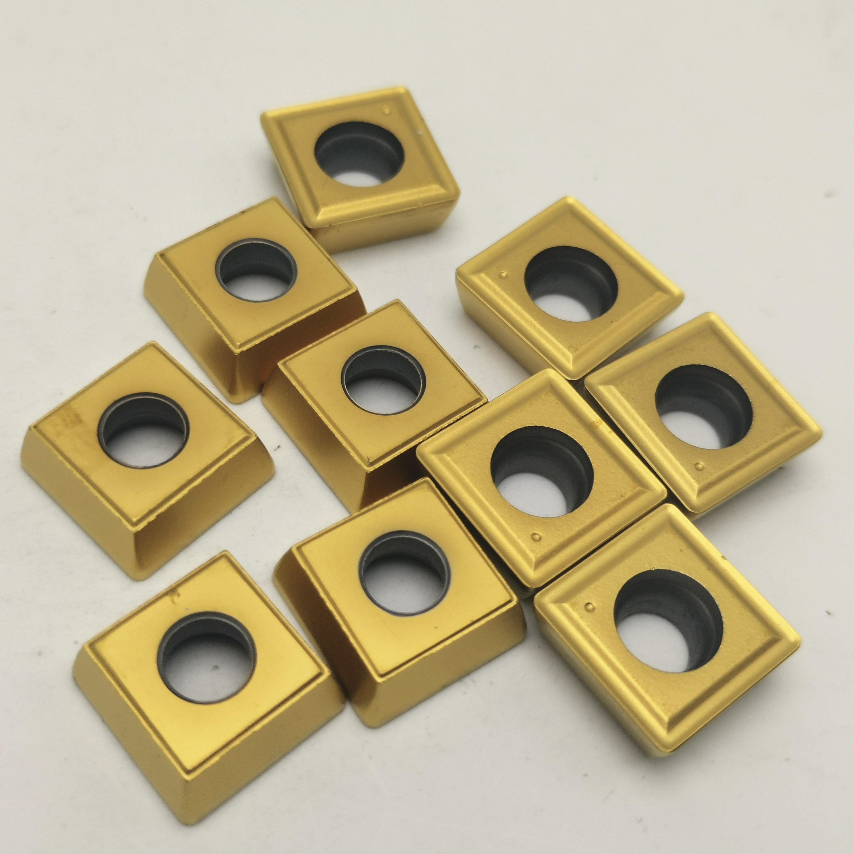 Tungsten Carbide U drills SPMG07T308 DG TT9030/TT8020 carbide inserts turning tool metal lathe insert part