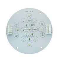 Customize 5 Channel 21Leds Cree Epileds UV Led Emitter Lamp Light For DIY Aquarium Fish Tank