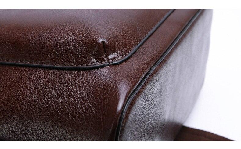 HTB1vzkaRYPpK1RjSZFFq6y5PpXaO 2019 Women Leather Backpacks For Girls Sac a Dos School Backpack Female Travel Shoulder Bagpack Ladies Casual Daypacks Mochilas