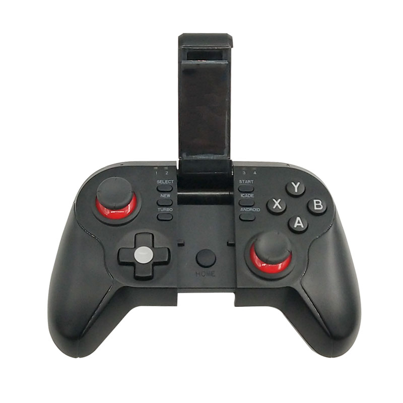 Bluetooth Wireless Gamepad With 2.4G Wireless Bluetooth Receiver Support For Game Console Player For Android/Ios