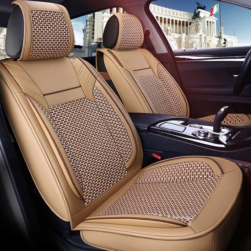 Car seat cover covers Universal auto cushion protector for benz mercedes w110 w114 w115 w123 t123 w124 t124 w210 c e class w164