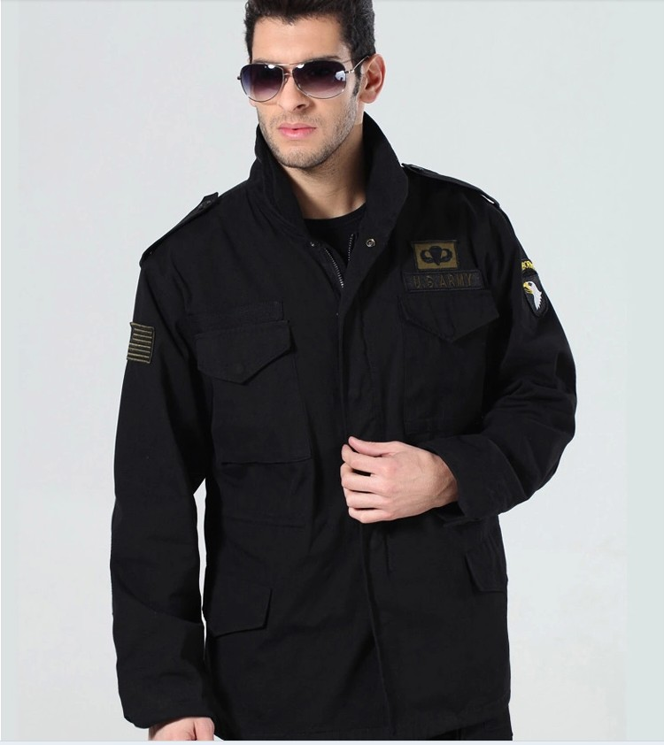 Popular Mens Military Style M65 Jacket-Buy Cheap Mens Military