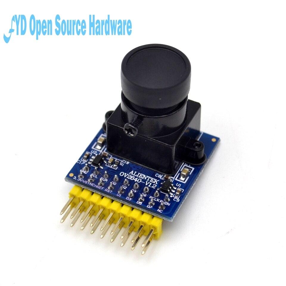 Punctual atomic OV2640 camera module 200W pixel HD STM32F4 perfect drivePunctual atomic OV2640 camera module 200W pixel HD STM32F4 perfect drive