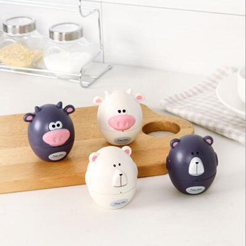 High Quality Kitchen Timer Mechanical Timer Countdown Reminder Timer Cooking Supplies Cooking Tool 7ZA291