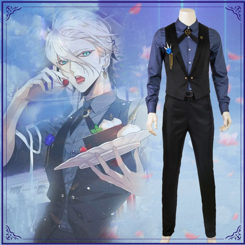 Game Fate Grand Order Cosplay Costumes White Valentine's Day Karna Cosplay Costume Halloween Carnival Party Karuna Customized