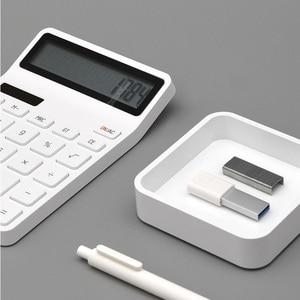 Image 5 - Youpin Kaco Lemo 계산기 LCD 디스플레이 지능형 셧다운 기능 계산기 학생 계산 도구 배터리 없음