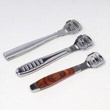 3 типа DIY ручные бытовые инструменты кожаный нож Тренч истончение Pro Кожаный скульптурный нож кожаные инструменты