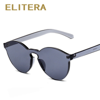 ELITERA Candy Color Sunglasses Women 2017 Vintage Sunglass Eyewear Men Women Brand Designer Retro Sun Glasses