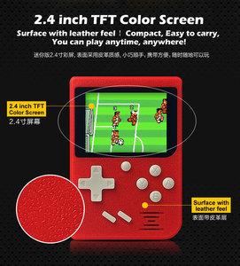Image 5 - ゲームボーイポケットゲームコンソール 2.4 インチ 8 ビット内蔵 129 ゲームレトロポータブルゲームプレーヤーサポートテレビ出力