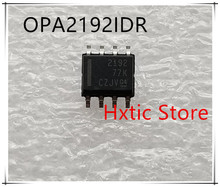 NEW  10PCS/LOT OPA2192IDR OPA2192ID OPA2192 2192 SOP8