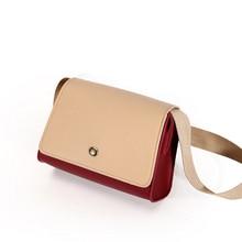 New 2019 Fashion Shoulder Bag Korean Version Diagonal Small Buckle Handbag Womens Brand Clutch
