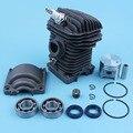 40 мм цилиндр поршневой штифт кривошипный подшипник сальник комплект для Stihl MS230 MS230C MS210 021 023 MS 230 210 запасные части для бензопилы