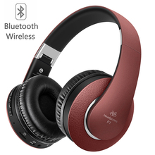 Headphones with Mic for iPhone Samsung xiaomi Wireless Earphone for Tablet TV PC mp3 player Bluetooth Headphone for Girls Boys