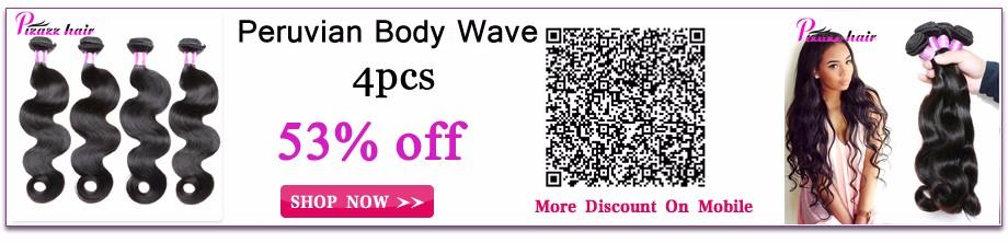 peruvian body wave 4pcs
