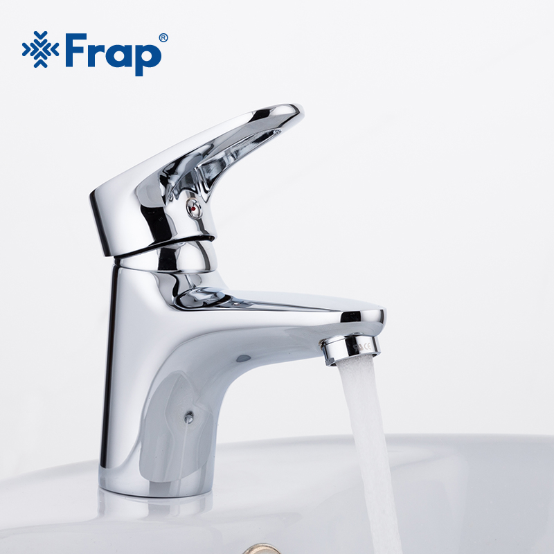 Frap 1 set Bathroom basin faucet torneira Mixer Tap Single Lever Cold And Hot Water sink