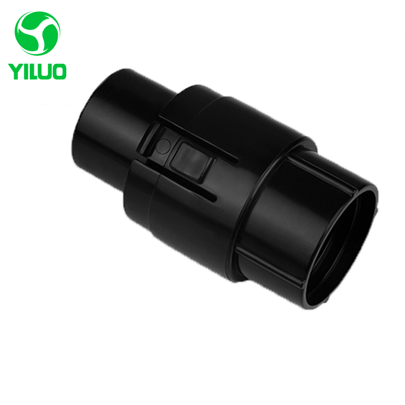 Vacuum cleaner inner diameter 33mm PP Plastic Connector With Good Quality For Accessories Idustrial Vacuum Cleaner QW14T-203 vacuum cleaner inner diameter 35mm abs plastic handle connector for accessories idustrial vacuum cleaner