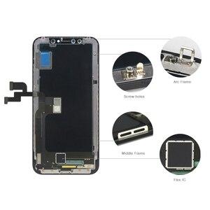 Image 4 - Aaa + + oem tft oled 디스플레이 아이폰 x xr xs xs 최대 lcd 화면 터치 디지타이저 어셈블리 교체 tianma 아이폰 x lcd