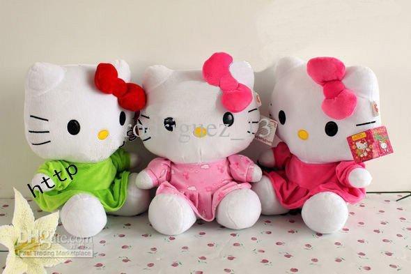 Hello Kitty Plush Toys : Hello kitty japanimation cafe maid sdcc face pillow plush