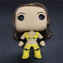 цена Pops Undertaker wrestler NIKKI BELLA Action Figure model toys birthday Gift no box в интернет-магазинах
