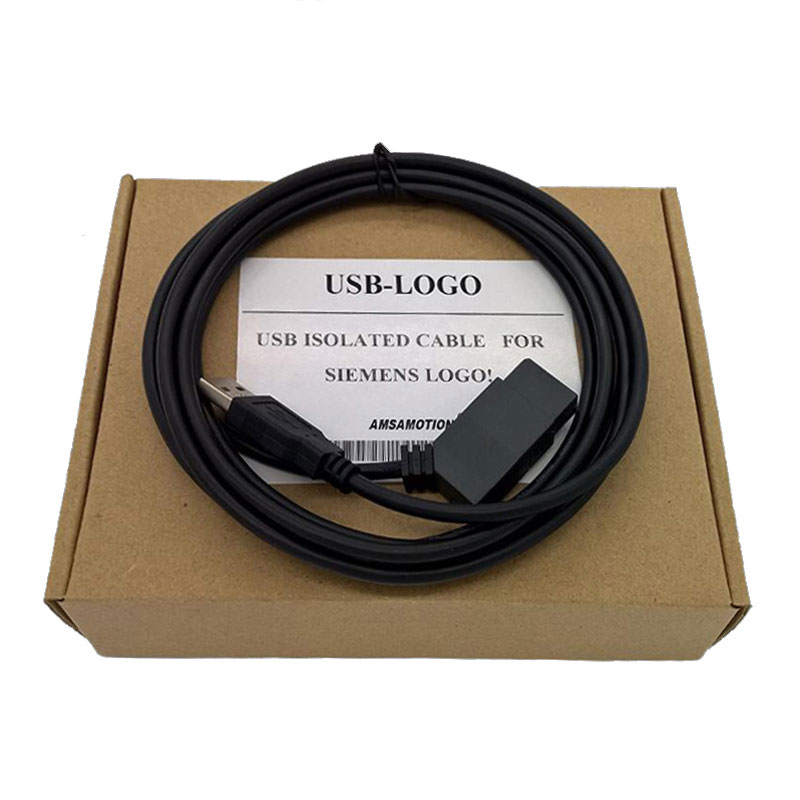 USB-LOGO 6ED1057-1AA01-0BA0 programming cable for LOGO! USB-CABLE download USB ISOLATED CABLE day for touch screen programming tp u2 cua usb cable