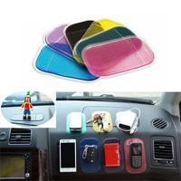 Veículo Car Dashboard Fixo Pad Anti Slip Celular Tablet GPS Titular Mat| |   -