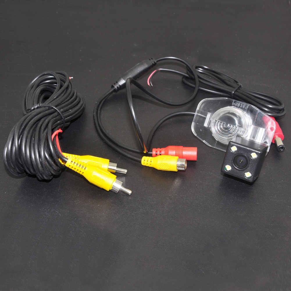 Thông minh Năng Động Quỹ Đạo Bài Nhạc phía sau Xe Đậu Xe Dự Phòng camera dành cho XE TOYOTA COROLLA 2007 2008 2009 2010 2011 2012 2013