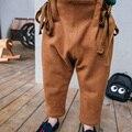 Высокое качество младенца хлопка мальчики девочки шаровары детей брюки мальчиков одежда для девочек дети повседневные брюки бегунов