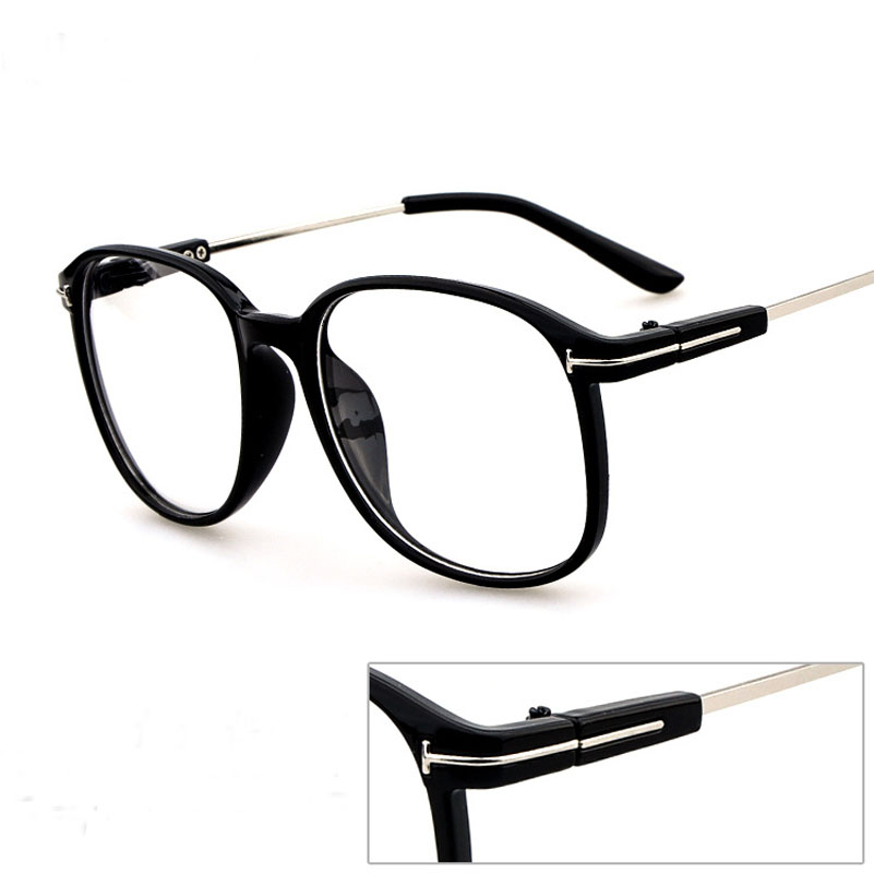 H Brand women\'s optical glasses frame women eyeglasses large Metal ...