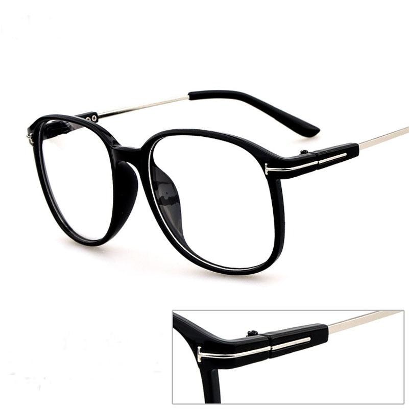 H Brand women\'s optical glasses frame women eyeglasses large Metal ...