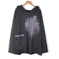 Fashion Hoodies Sweatshirt Women Sudadera Mujer Ropa Pullovers Punk Rock Gothic Moletom Feminino Women's Clothing Clothes Tops