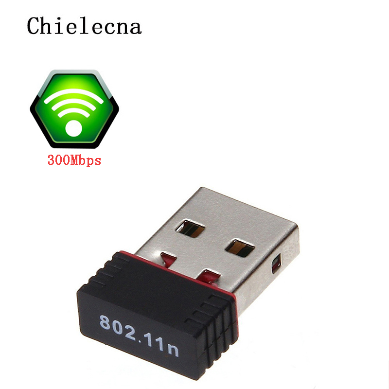 New Arrive Wifi Dongle Rtl8188 Chips Mini 150mbps Usb Wireless Network Card Wifi Lan Adapter Antenna 802.11n/b/g Computer & Office