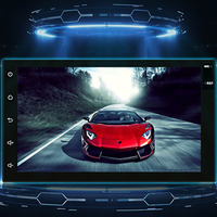 7 Inch Styling Car GPS Navigation 1080P HD Bluetooth Intelligent Automobile Navigators With Rear View Camera