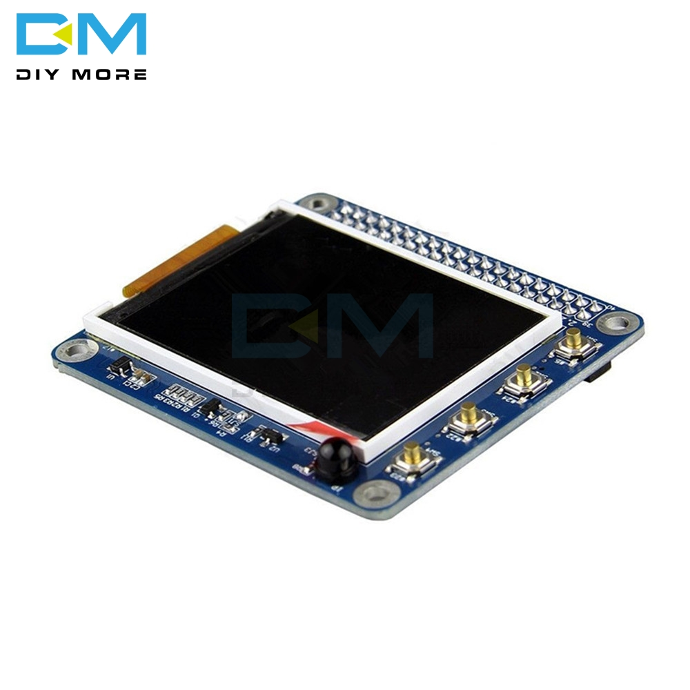 2.2 Inch High PPI LCD TFT Screen Display Module 320x240 Resistive Panel Shield Support For Raspberry Pi 2 3 3B/2B/B+ Board