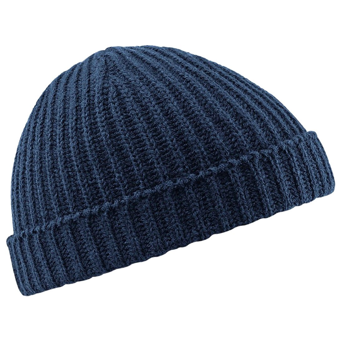 1f8a11c9782 Dropwow Fisherman Beanie Ribbed Hat Winter Warm Turn Up Retro Mens Womens  Ladies