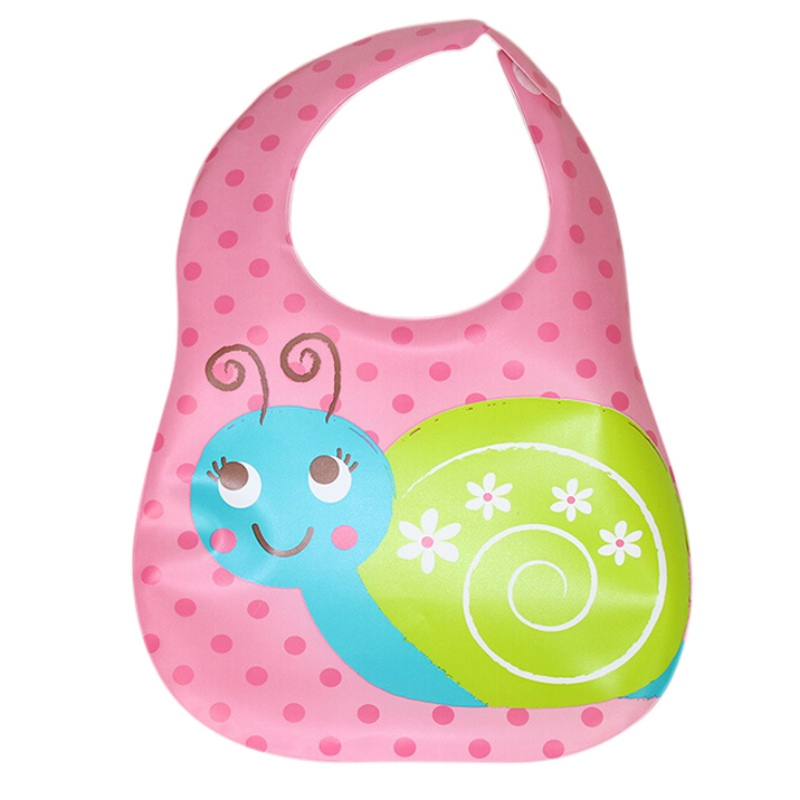 New Waterproof Design Newborn Baby Bibs Silicone Feeding Baby Saliva Towel Wholesale Cartoon Aprons Baby Bibs S2
