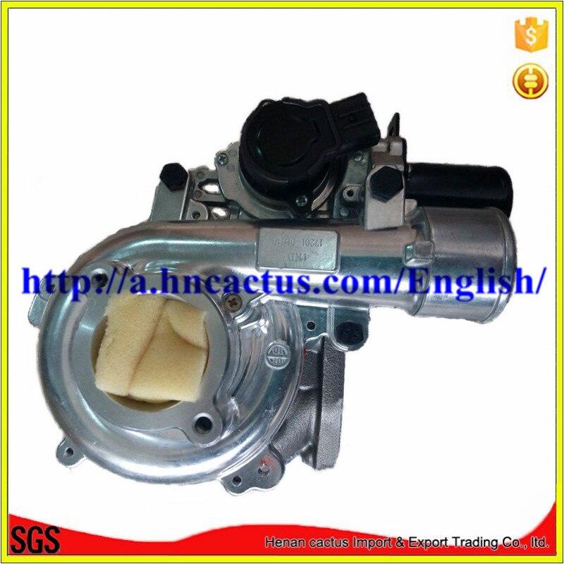 Turbo électrique avec actionneur!!! CT16V turbocompresseur 17201-0L040