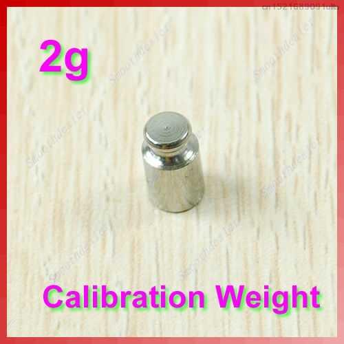 2018 gramme calibrage poids précision bijoux Balance poche numérique Balance Test 2g