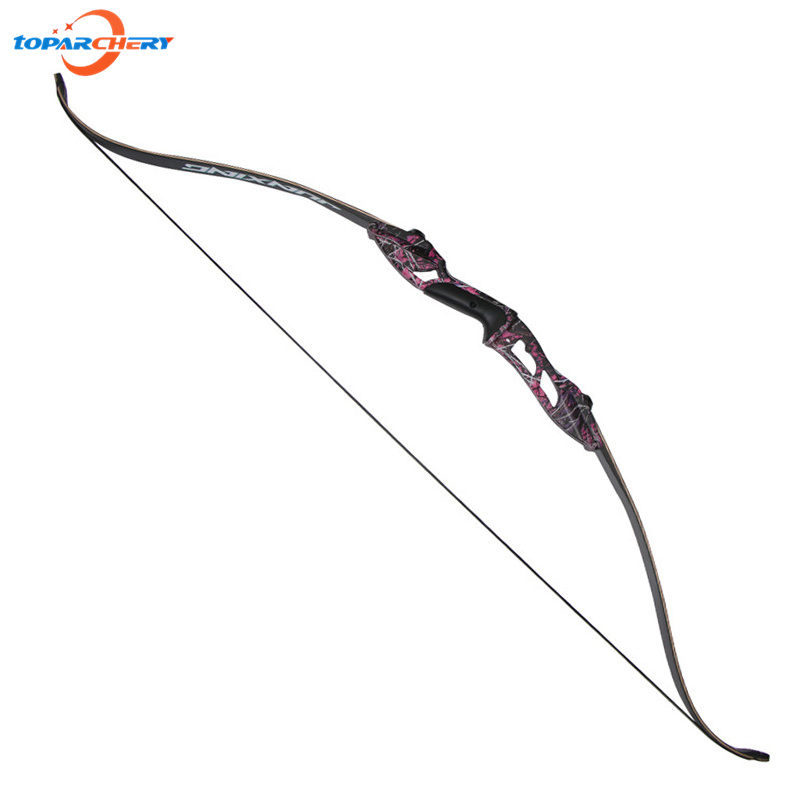 Archery Take-down Bow Recurve Bow 45lbs 50lbs Aluminum Alloy Laminated Wooden Take down Bow for Hunting Target Shooting Practice 1 piece hotsale black snakeskin wooden recurve bow 45lbs archery hunting bow
