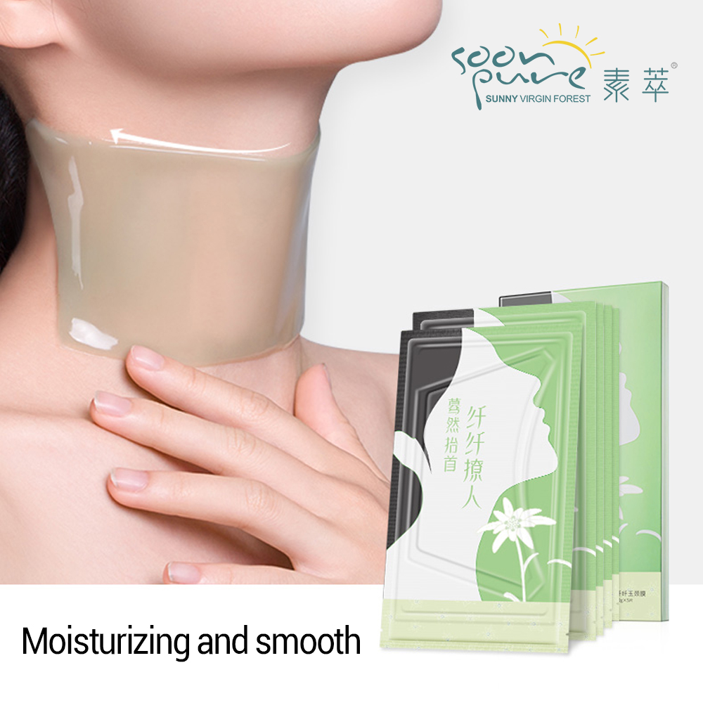 Anti Aging Neck Mask Anti Wrinkle Skin Care