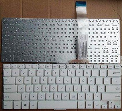 asus x302u - New For Asus X302 X302L X302LA X302LJ X302U X302UA X302UJ X302UV Series Laptop US English Keyboard No Frame White/Black