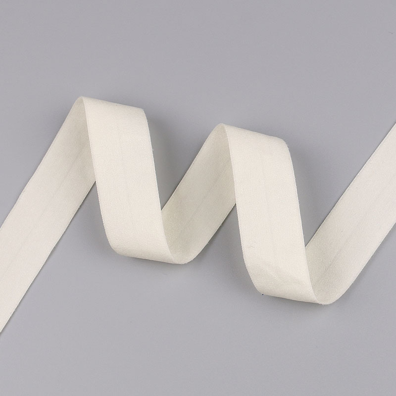 5 ярдов/Лот 20 мм ширина 34 цвета эластичная лента использование для diy аксессуары и одежда галстук лента для волос - Цвет: 06