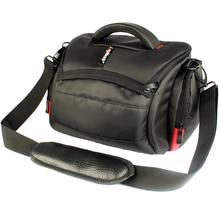 Водонепроницаемый Камера сумка для Nikon D5500 D5300 D3400 D7100 D3100 Canon EOS 750D 80D 100D 5D Mark ii Камера Canon DSLR сумка
