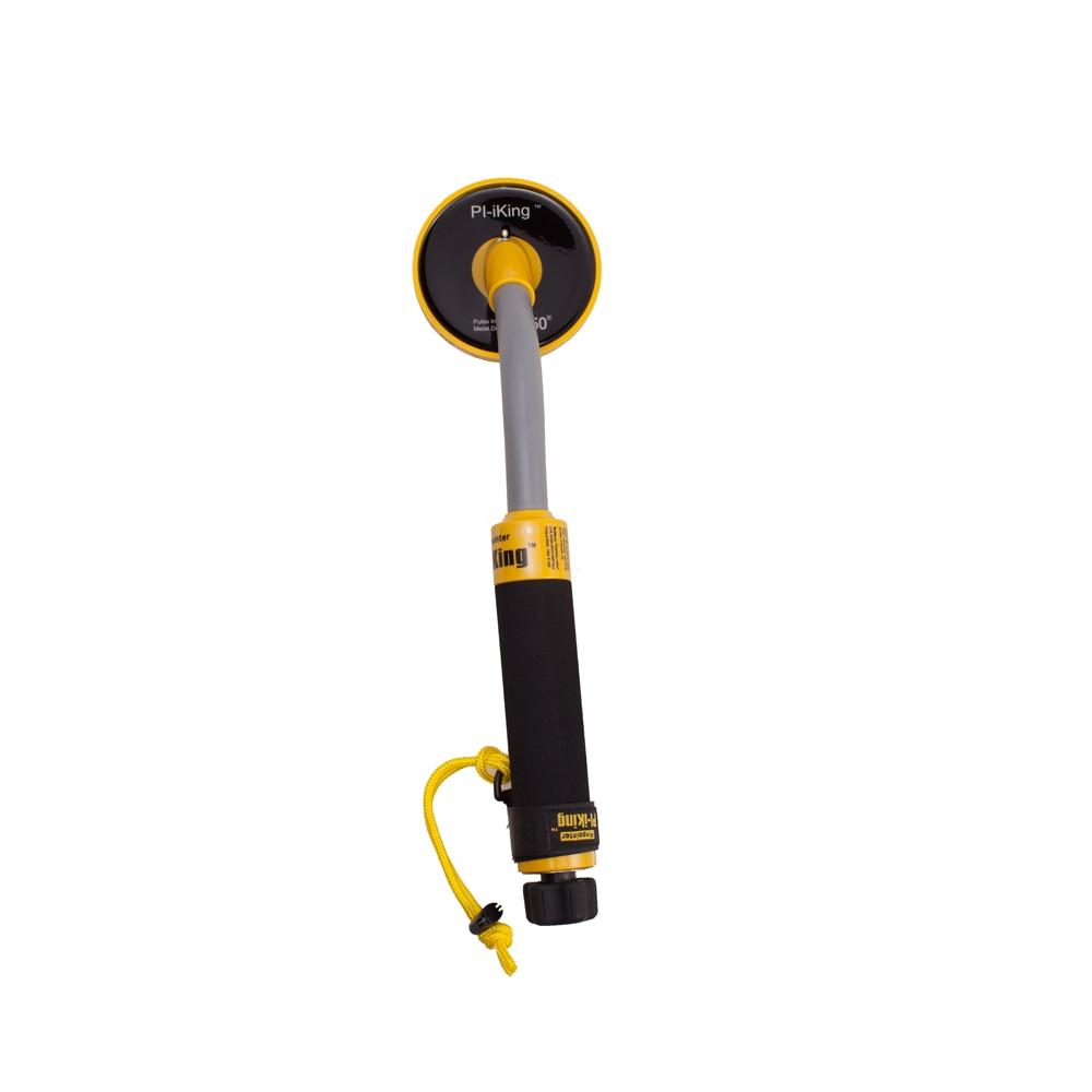 Underwater Metal Detector Waterproof Vibrator Pi iking 750 30m Targeting Pinpointer Pulse Induction (PI)