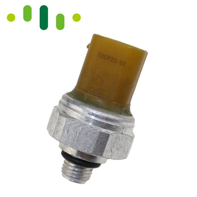 Original Air Suspension Compressor Pressure Sensor 52CP23 02 RQH500011 For Land Rover Range LR3 Sport LR4 RR