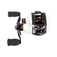 TSURINOYA Speedy Bait Casting Reel 11 BB Dual Brake System Salt Water 6.3:1 R/L Hand Baitcasting Fishing Reel