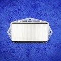 3 отверстия салонный фильтр для Vw CC Passat Magotan Sagitar Golf Touran audi Skoda Octavia внешний воздушный фильтр # FT100