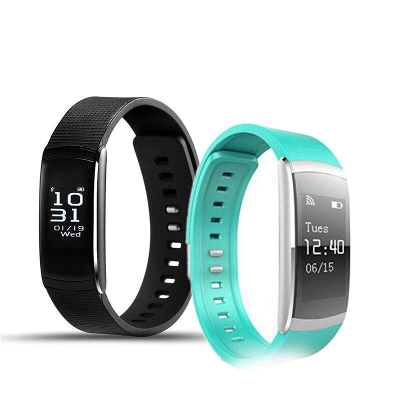 JRGK Fashion Pro Smart Band Bluetooth 4 0 Wristband Heart Rate Monitor Pedometer Sport Waterproof Bracelet