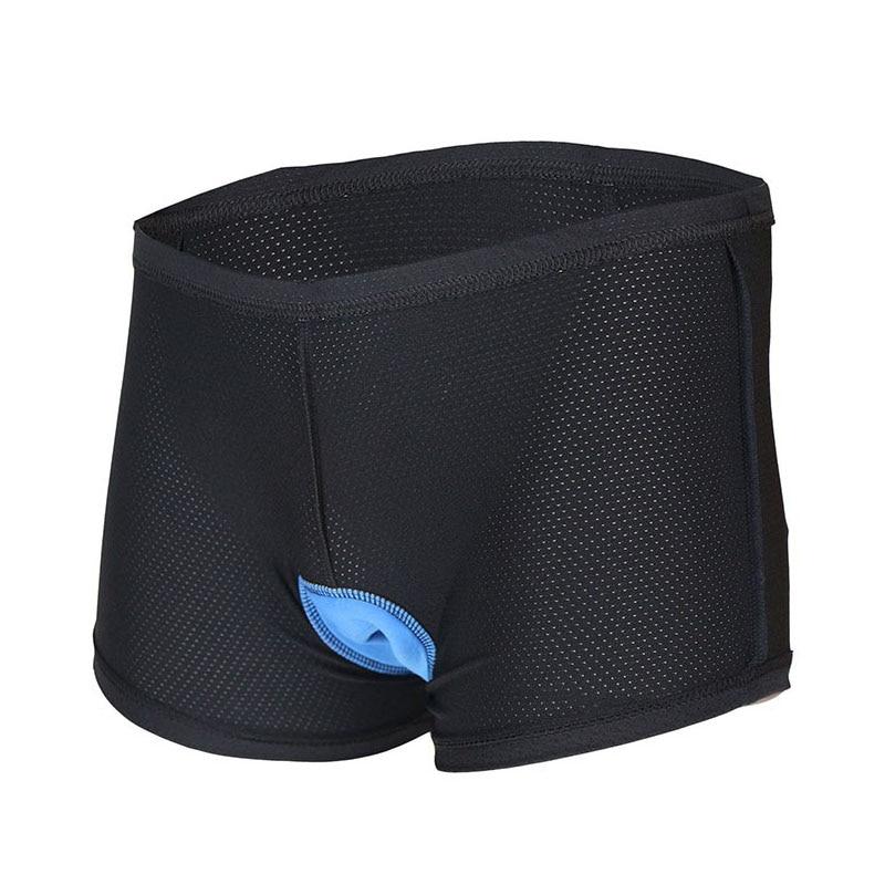 Alta qualidade mtb bicicleta 3d gel acolchoado ciclismo roupa interior/respirável ciclismo bicicleta shorts roupa interior bermuda
