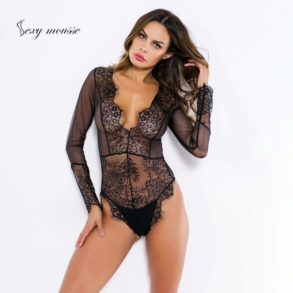 Sexy Mousse Lingerie Lace Corset Sexy Lace Sexy Corrects Jumpsuit Reduces Shaper And Shaper Woman Body Shaped Pants Corset Underwear & Sleepwears Shapers