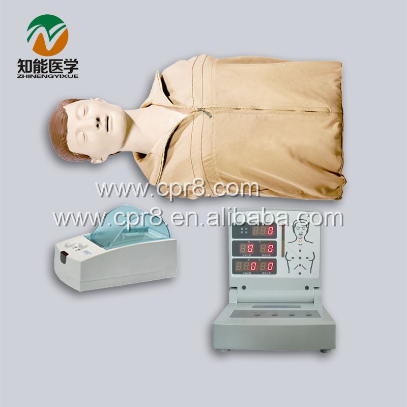 BIX-CPR230 Half-Body Electronic CPR Training Manikin WBW102 bix cpr100b half body cpr training manikin adult half body cpr manikin model 076